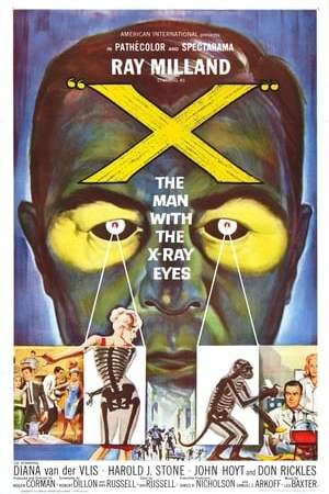 Image X: The Man with the X-Ray Eyes
