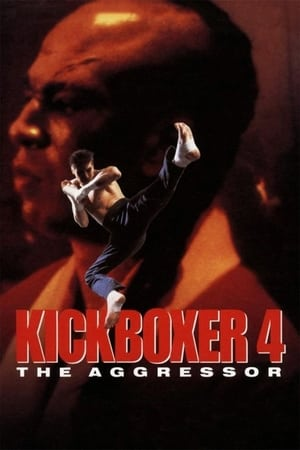 Poster Kickboxer 4: The Aggressor 1994