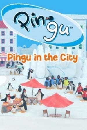 Image Pingu in the City