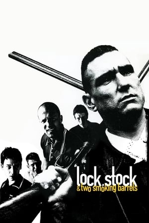 Image Lock, Stock and Two Smoking Barrels
