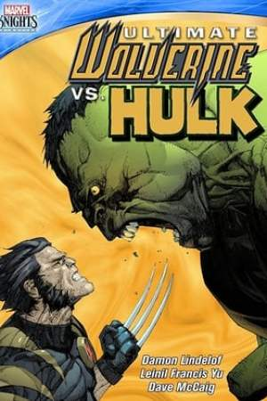 Image Ultimate Wolverine vs. Hulk