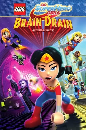 Image LEGO DC Super Hero Girls: Brain Drain