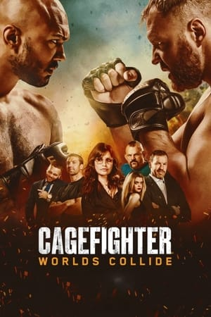 Image Cagefighter: Worlds Collide