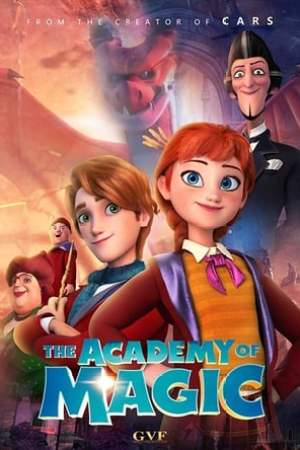 Image The Academy of Magic