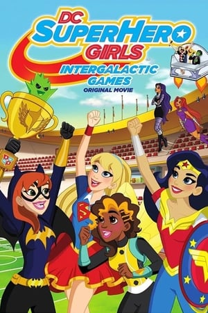 Image DC Super Hero Girls: Intergalactic Games