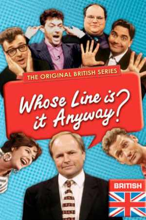 Image Whose Line Is It Anyway?