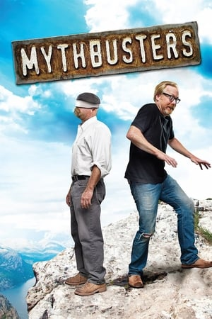 Poster MythBusters 2003