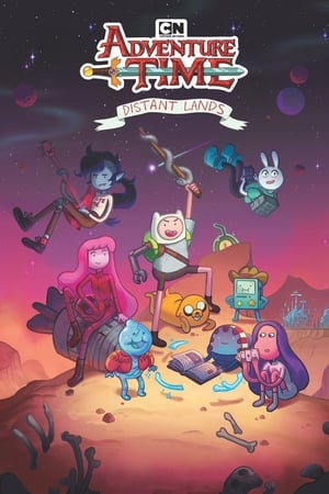 Image Adventure Time: Distant Lands