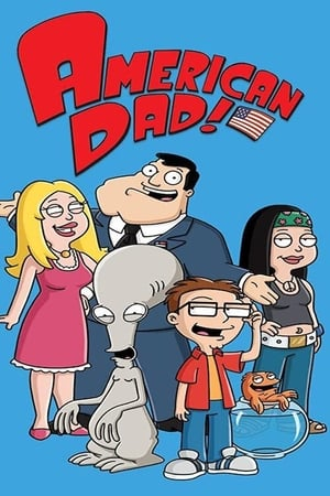 Image American Dad! - The New CIA