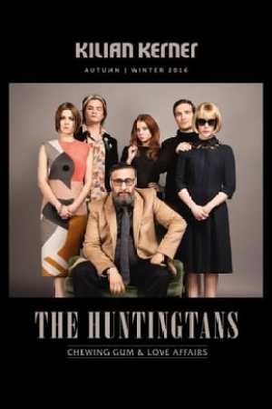 Image The Huntingtans: Chewing Gum & Love Affairs