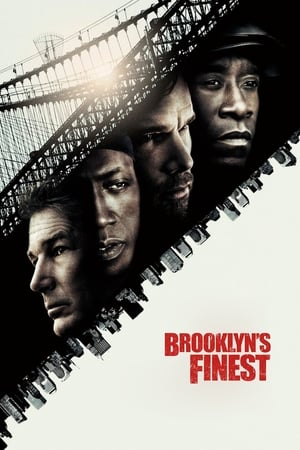 Poster Brooklyn's Finest 2009