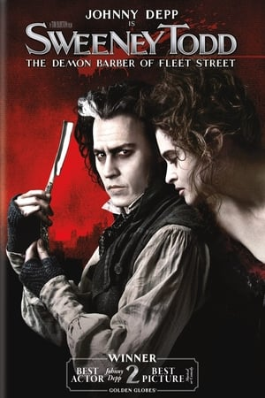 Image Sweeney Todd: The Demon Barber of Fleet Street - Burton + Carter + Depp = Todd