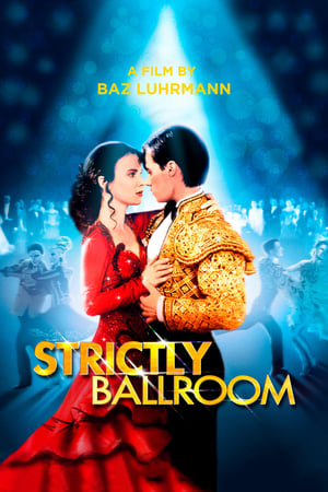 Poster Strictly Ballroom 1992