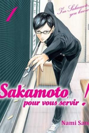 Image Haven't You Heard? I'm Sakamoto