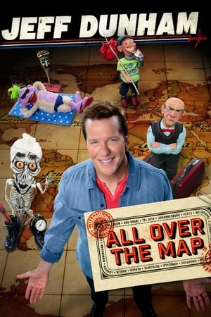 Image Jeff Dunham: All Over the Map