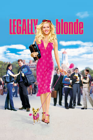Poster Legally Blonde 2001