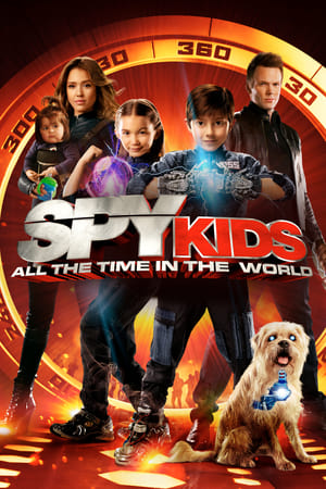 Image Spy Kids: All the Time in the World