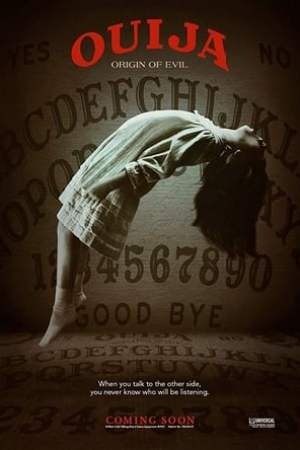 Poster Ouija: Origin of Evil 2016