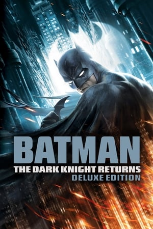 Image Batman: The Dark Knight Returns (Deluxe Edition)