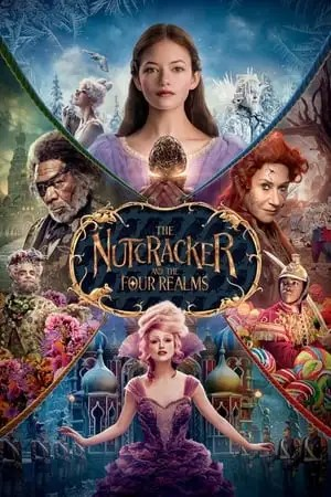 Poster The Nutcracker and the Four Realms 2018