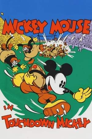 Image Touchdown Mickey