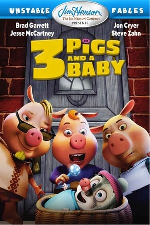Image Unstable Fables: 3 Pigs & a Baby