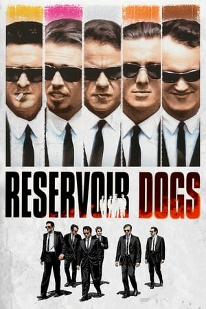 Poster Reservoir Dogs 1992