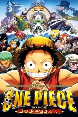 Image One Piece: Dead End Adventure