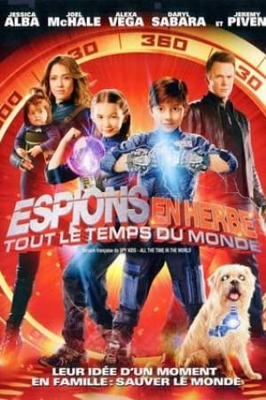 Image Spy Kids 4: All the Time in the World