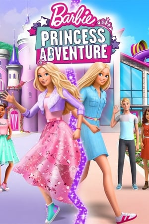 Poster Barbie: Princess Adventure 2020