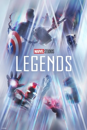 Poster Marvel Studios: Legends 2021