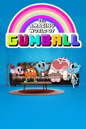 Image The Amazing World of Gumball