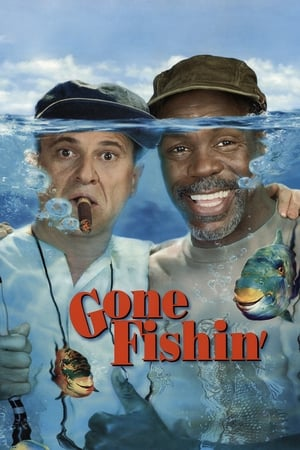 Poster Gone Fishin' 1997