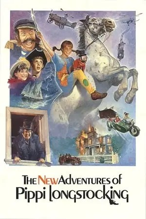 Image The New Adventures of Pippi Longstocking