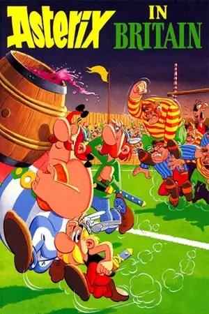 Image Asterix in Britain