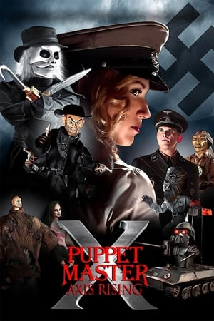 Image Puppet Master X: Axis Rising