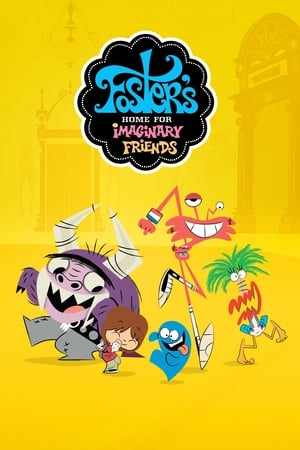 Image Foster's Home for Imaginary Friends