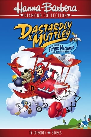 Image Dastardly and Muttley in Their Flying Machines