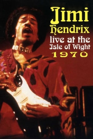 Image Jimi Hendrix at the Isle of Wight