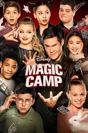 Poster Magic Camp 2020