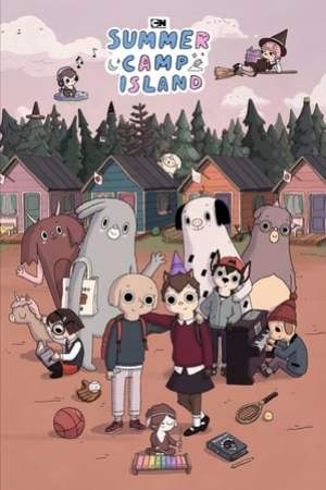 Image Summer Camp Island
