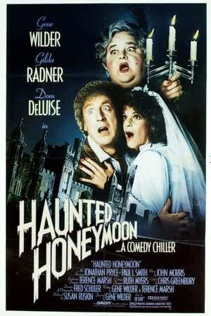 Image Haunted Honeymoon