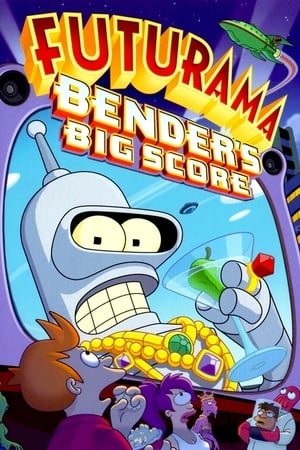 Image Futurama: Bender's Big Score