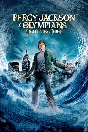 Poster Percy Jackson & the Olympians: The Lightning Thief 2010