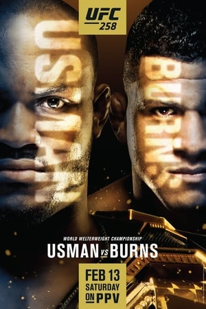 UFC 258: Usman vs. Burns