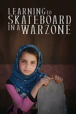 Image Learning to Skateboard in a Warzone (If You're a Girl)