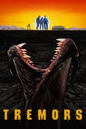 Poster Tremors 1990