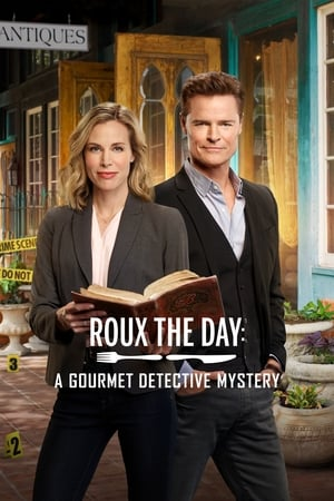 Image Gourmet Detective: Roux the Day