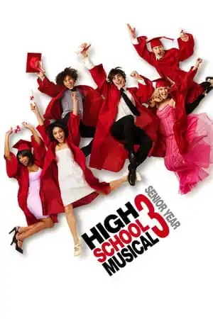 Poster High School Musical 3: Senior Year 2008