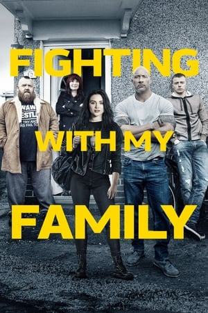 Poster Fighting with My Family 2019